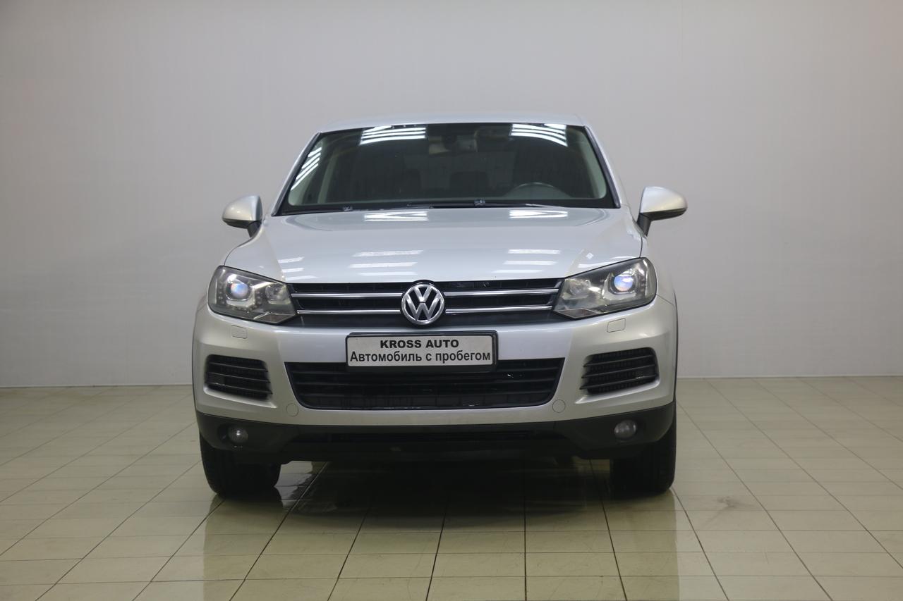 Volkswagen Touareg 2011 г.